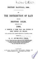 British Rainfall