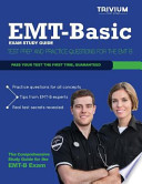 EMT Basic Exam Study Guide