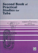 Second Book of Practical Studies for Tuba