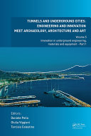 Tunnels and Underground Cities: Engineering and Innovation Meet Archaeology, Architecture and Art Pdf/ePub eBook