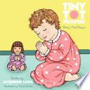 Tiny Tot Prayers Book