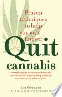 Quit Cannabis Book