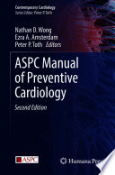 ASPC Manual of Preventive Cardiology