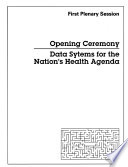 Proceedings of the     Public Health Conference on Records and Statistics