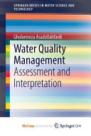Water Quality Management Book