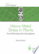 Heavy Metal Stress in Plants Book