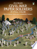 Civil War Paper Soldiers in Full Color