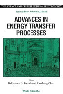 Advances in Energy Transfer Processes