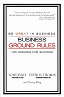 Business Ground Rules