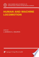 Human and Machine Locomotion