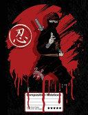 Ninja Martial Artists Ninjutsu Composition Notebook
