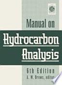 Manual On Hydrocarbon Analysis