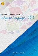 International Year Of Indigenous Languages 2019
