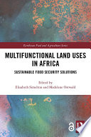 Multifunctional Land Uses in Africa  Open Access