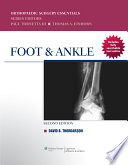 Foot   Ankle Book