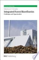 Integrated Forest Biorefineries