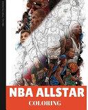 Nba Allstar Coloring Book