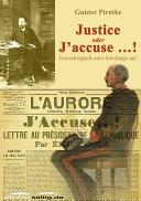 Justice oder J'accuse ...!