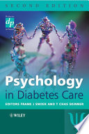 Psychology in Diabetes Care Book