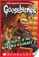 Classic Goosebumps #26: Night of the Living Dummy 3