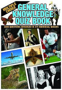Multiple Choice General Knowledge Quiz Book
