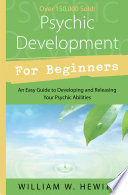 Psychic Development for Beginners PDF