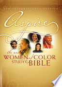 NIV, Aspire: The New Women of Color Study Bible, eBook