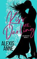 Kiss Me, Darling Pdf/ePub eBook