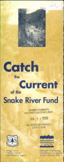 Catch the Current of the Snake River Fund