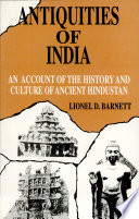 Antiquities of India