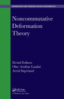 Noncommutative Deformation Theory