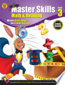 Math & Reading Workbook, Grade 3