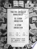 The Pan American Book Shelf Book PDF