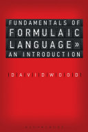 Fundamentals of Formulaic Language: An Introduction - Seite 186
