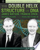 The Double Helix Structure of DNA Book PDF