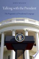 Talking With The President Book PDF