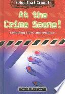 At The Crime Scene  Book PDF