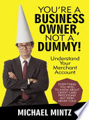 You   Re a Business Owner  Not a Dummy