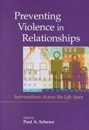 Preventing Violence in Relationships