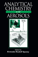 Analytical Chemistry of Aerosols
