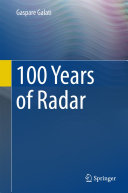100 Years of Radar