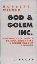 God & Golem Inc
