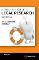 Practical Guide to Legal Research