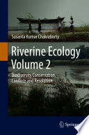 Riverine Ecology Volume 2