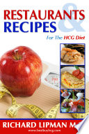 Restaurants and Recipes for the Hcg Diet