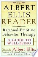 The Albert Ellis Reader