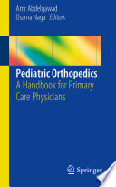 Pediatric Orthopedics Book