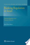 Banking Regulation in Israel