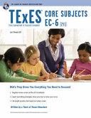 TExES Core Subjects EC 6  291  Book