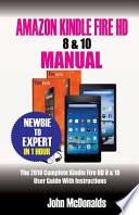 Amazon Kindle Fire HD 8 and 10 Manual